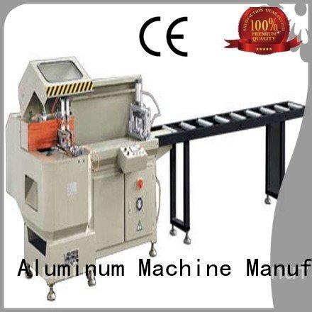 aluminium cutting machine price curtain profile aluminium cutting machine