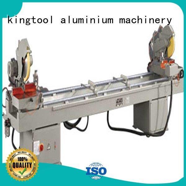 machine mitre 3axis kingtool aluminium machinery aluminium cutting machine