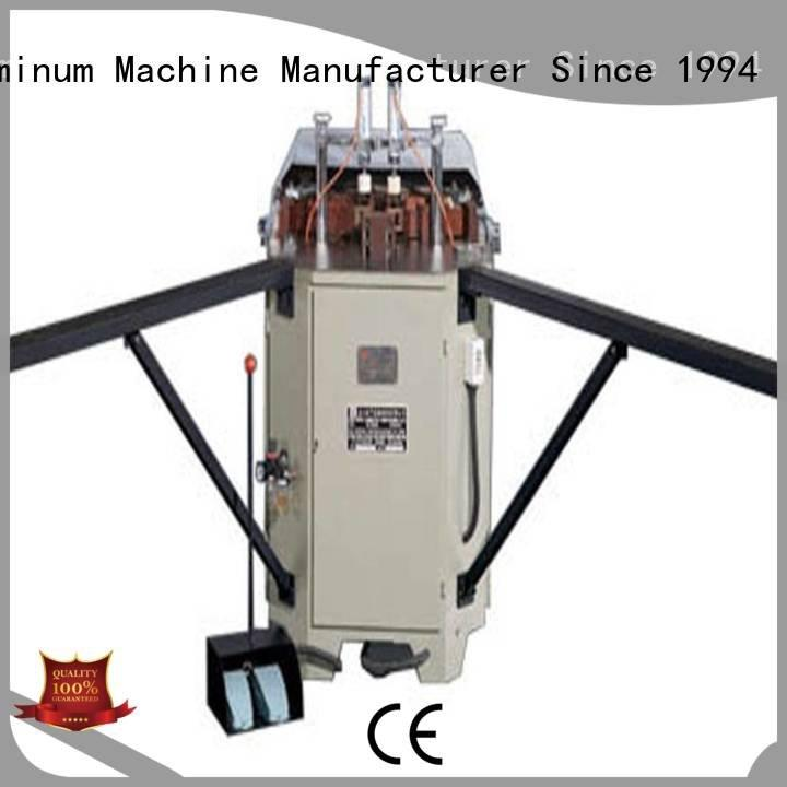 profile aluminum hydraulic doubl ecorner kingtool aluminium machinery aluminium crimping machine for sale