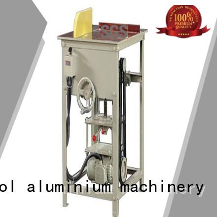 best cnc cutting machine thermalbreak for plastic profile in plant