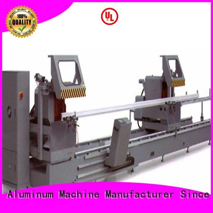 heavyduty 45degree profiles aluminium cutting machine kingtool aluminium machinery