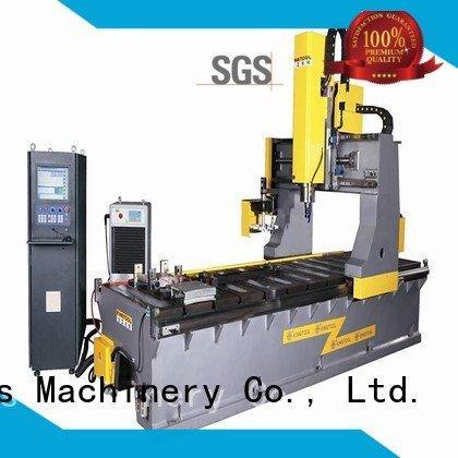 aluminium press machine single machining OEM curtain wall machine kingtool aluminium machinery