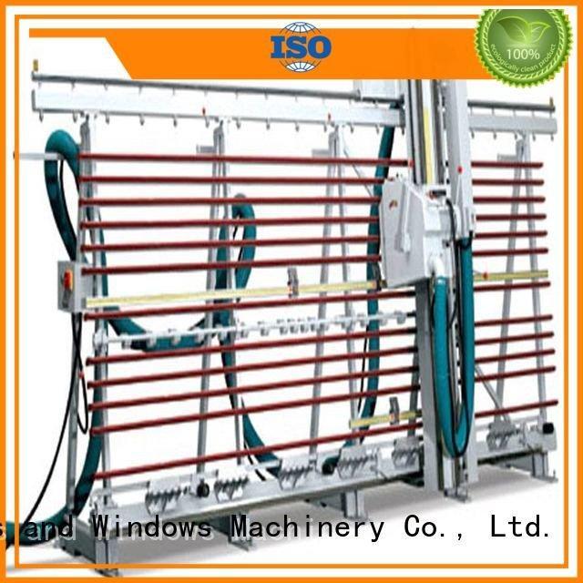 kingtool aluminium machinery ACP Processing Machine vertical composite cutting panel