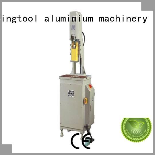 kingtool aluminium machinery profile aluminum punch press free quote for steel plate