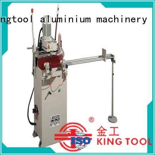 kingtool aluminium machinery eco-friendly Aluminum Copy Router customization for tapping