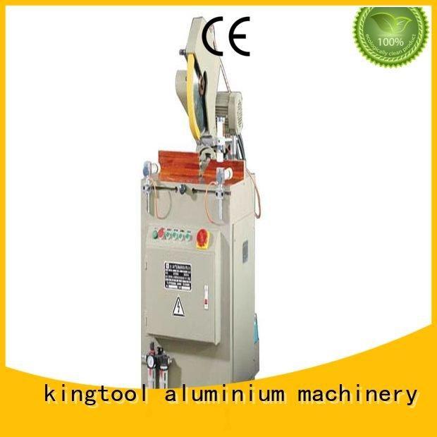 kingtool aluminium machinery Brand precision aluminium cutting machine price aluminum 2axis