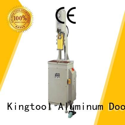 kingtool aluminium machinery affordable metal hole punch machine free quote for steel plate