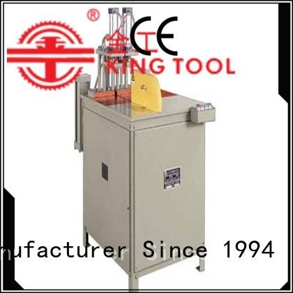 aluminium cutting machine price multifunction window cutting kingtool aluminium machinery Brand aluminium cutting machine
