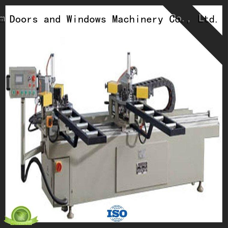 kingtool aluminium machinery easy-operating metal crimper machine from manufacturer for metal plate