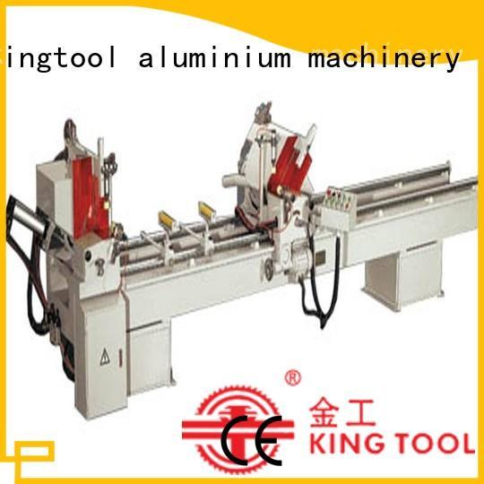 durable aluminium cutting machine price profile for curtain wall materials in plant