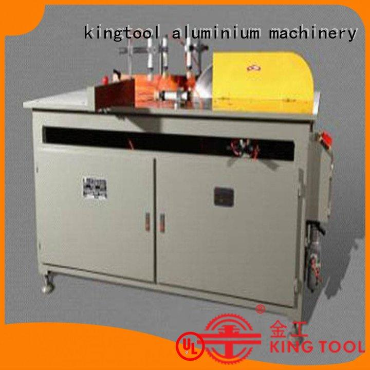first-rate automatic aluminium cutting machine cnc for aluminum curtain wall in factory