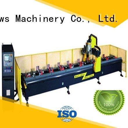 kingtool aluminium machinery cnc aluminium router machine machining