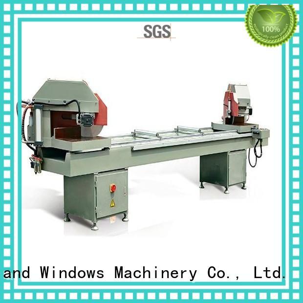 kingtool aluminium machinery eco-friendly laser metal cutting machine for plastic profile in workshop