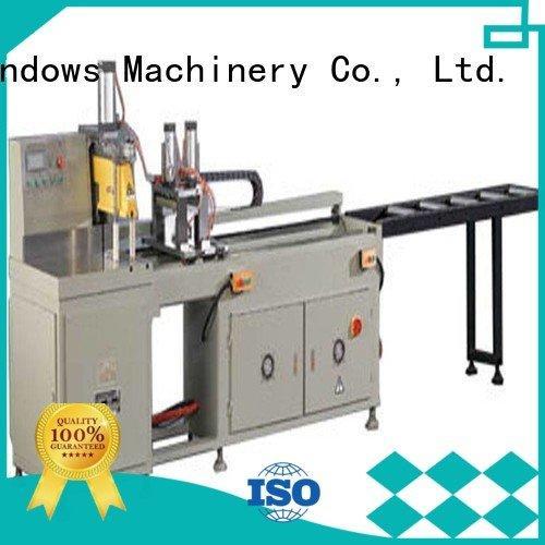 kingtool aluminium machinery aluminium cutting machine price digital window cutting duty