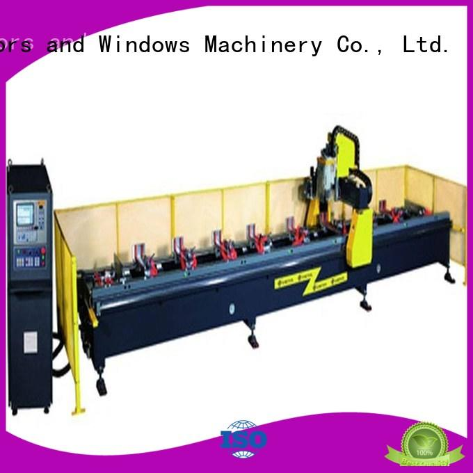 profile machining aluminum cnc router kingtool aluminium machinery Brand