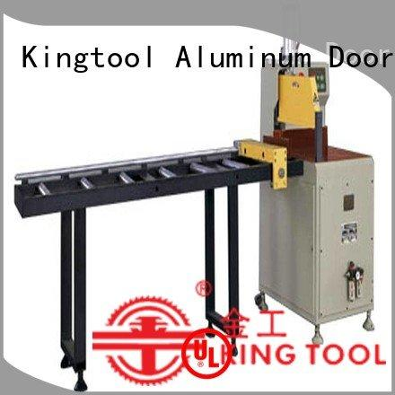 Custom thermalbreak aluminium cutting machine mitre aluminium cutting machine price