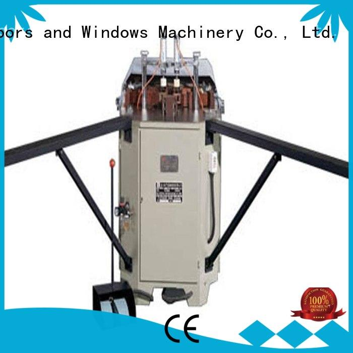 eco-friendly aluminium window crimper machine with good price for engraving