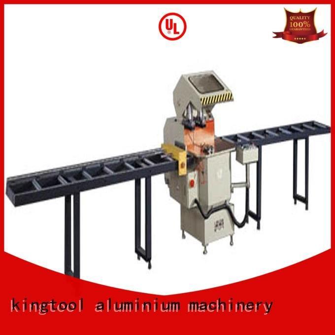 aluminium cutting machine price saw profiles cutting kingtool aluminium machinery