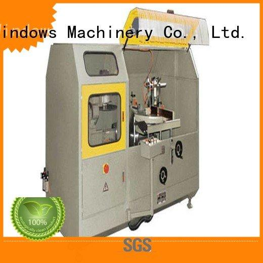 kingtool aluminium machinery single aluminum curtain wall cutting machine curtain