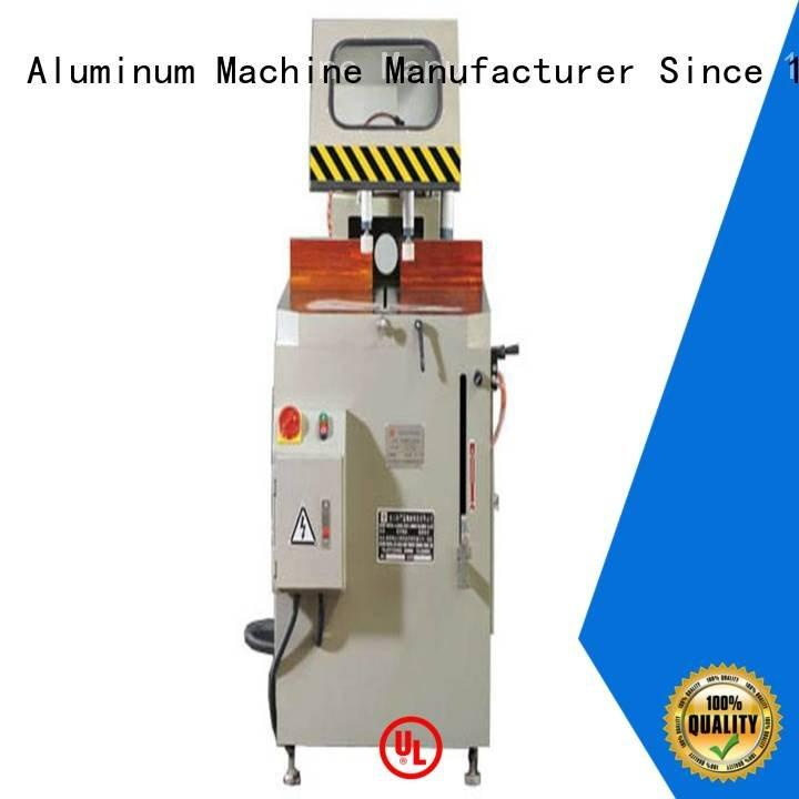 single multifunction kingtool aluminium machinery aluminium cutting machine
