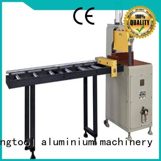 kingtool aluminium machinery Brand aluminum 45degree aluminium cutting machine price digital supplier