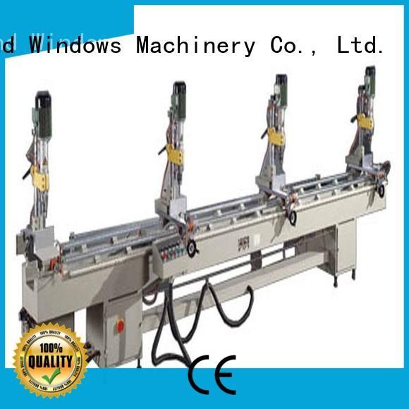 drilling and milling machine multihead material pneumatic kingtool aluminium machinery Brand Aluminium Drilling Machine