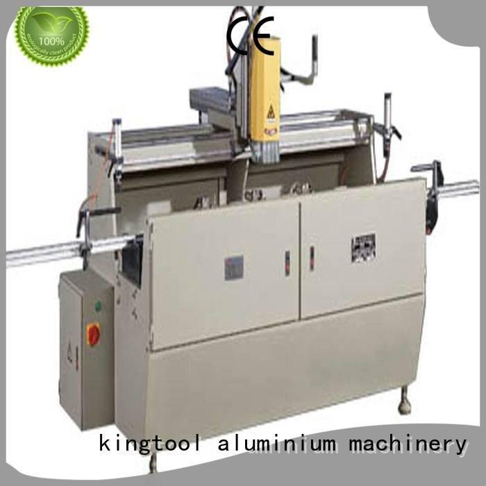 cnc single semiautomatic precision kingtool aluminium machinery copy router machine