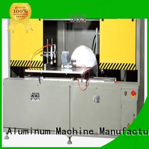 first-rate aluminium fabrication machinery cutting for aluminum window in plant