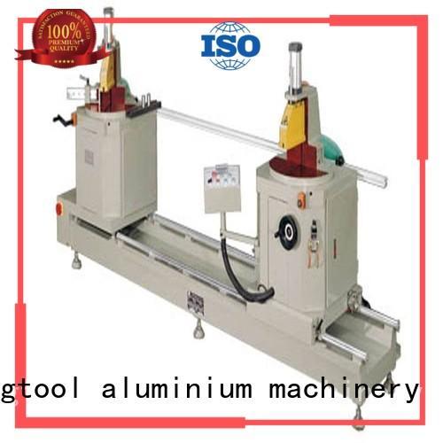 mitre aluminium recycling machine inquire now for PVC sheets kingtool aluminium machinery