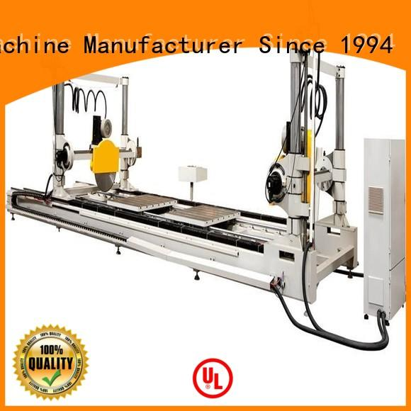 kingtool aluminium machinery machine aluminium router machine in different color for steel plate