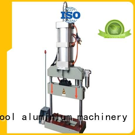 best-selling aluminum hole punch machine with cheap price for tapping