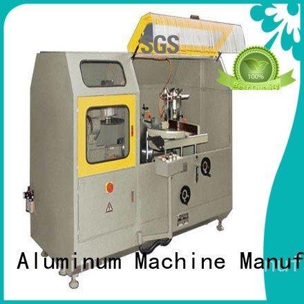 kingtool aluminium machinery Brand cutting aluminum curtain wall machinery machine notching