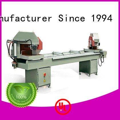 Quality aluminium cutting machine price kingtool aluminium machinery Brand heavy aluminium cutting machine