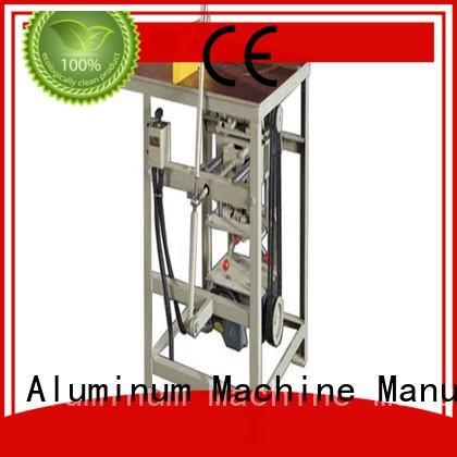 kingtool aluminium machinery full aluminium plate cutting machine for aluminum curtain wall in plant