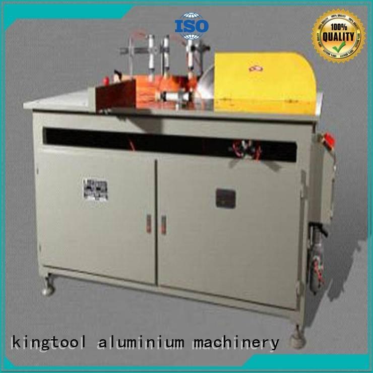kt383fdg single head kingtool aluminium machinery aluminium cutting machine price