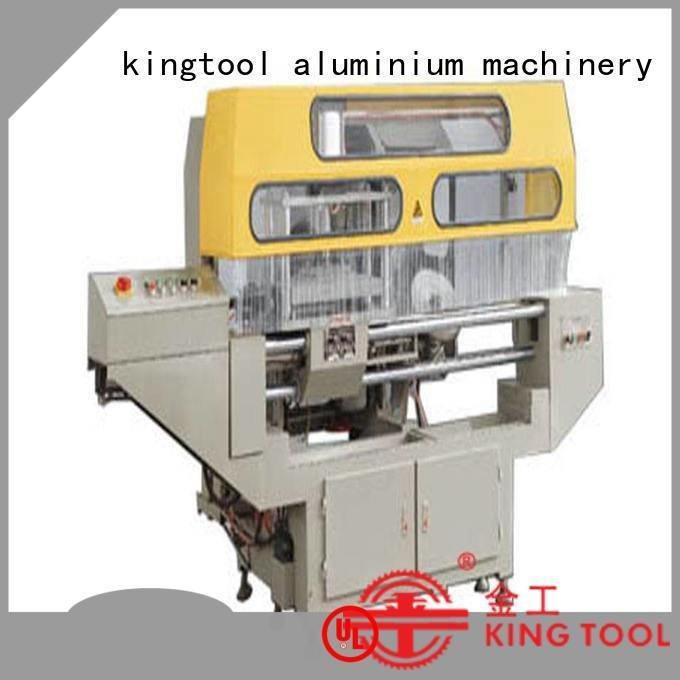 Hot aluminum end milling machine mill cnc milling machine for sale profile kingtool aluminium machinery