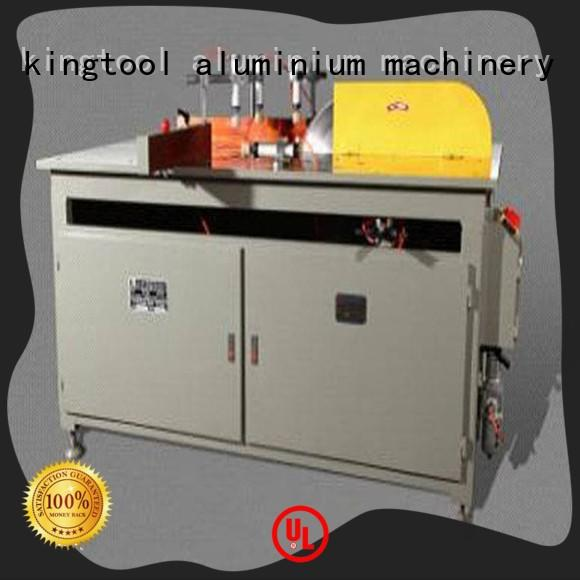 first-rate cutting machine price profiles for aluminum door in plant