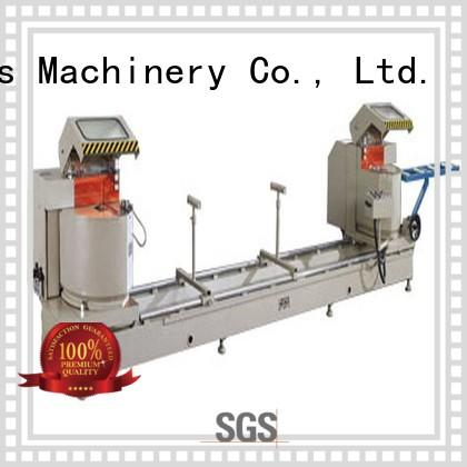 first-rate aluminium extrusion cutting machine for aluminum window in factory