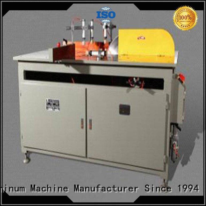 kingtool aluminium machinery Brand readout aluminum custom aluminium cutting machine price
