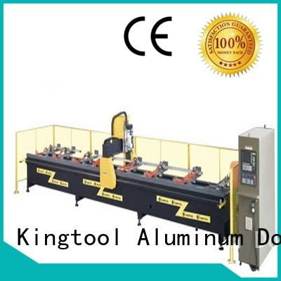 kingtool aluminium machinery head cnc router reviews China factory for grooving