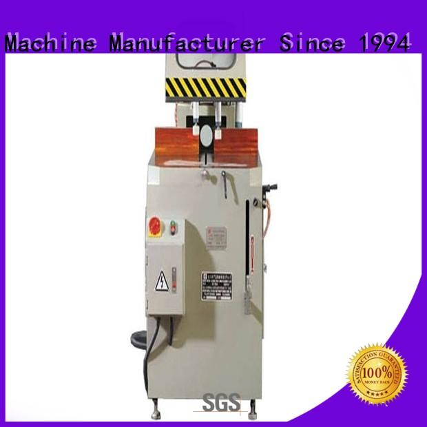 kingtool aluminium machinery durable cnc machine price for aluminum curtain wall in factory