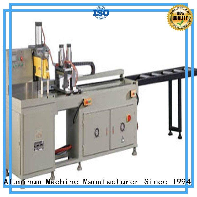 aluminium cutting machine manufacturers heavyduty in plant kingtool aluminium machinery