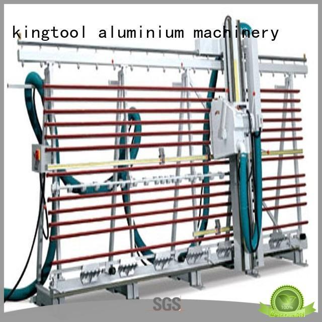 kingtool aluminium machinery inexpensive machine in workshop