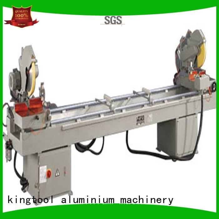 Quality aluminium cutting machine price kingtool aluminium machinery Brand machine aluminium cutting machine