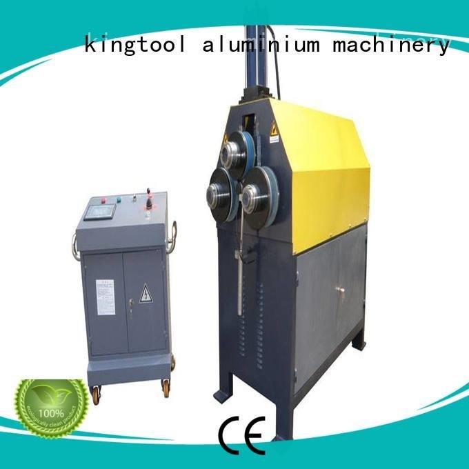 kingtool aluminium machinery Brand machine cnc aluminium bending machine