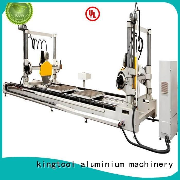 panel head aluminium 3axis kingtool aluminium machinery cnc router aluminum
