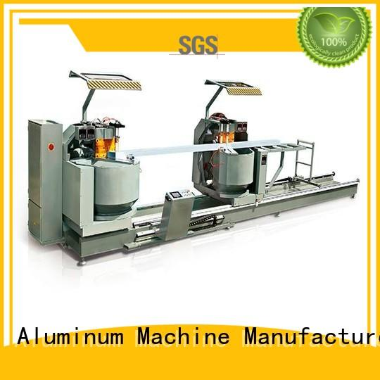 kingtool aluminium machinery al core cutting machine for curtain wall materials in factory