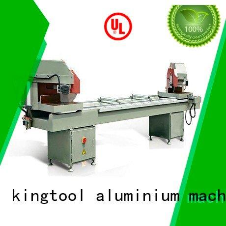 kingtool aluminium machinery aluminium cutting machine price aluminum digital window