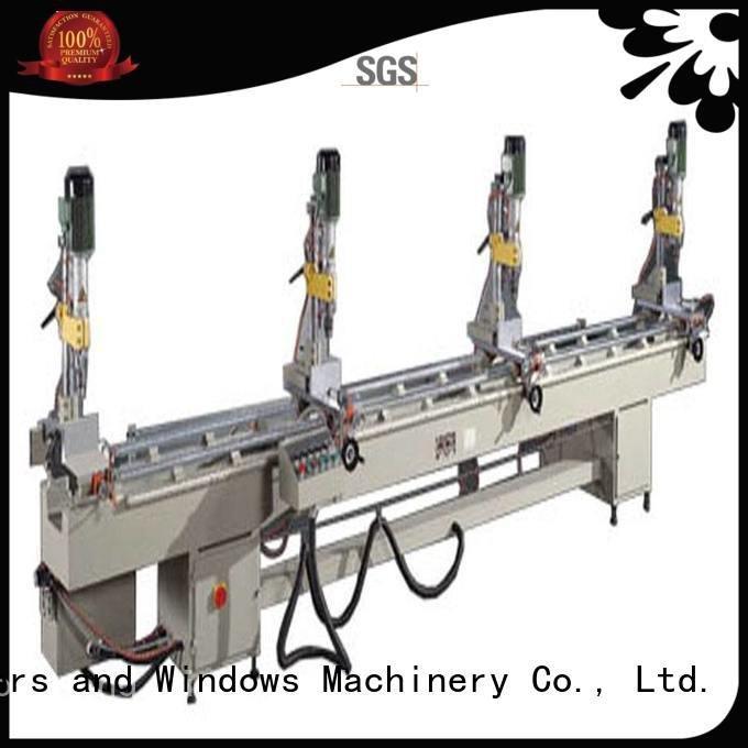 sanitary Aluminium Drilling Machine kingtool aluminium machinery drilling and milling machine