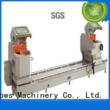Wholesale profiles angle aluminium cutting machine kingtool aluminium machinery Brand